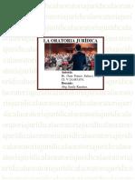 Actividad 3 Cuadro Explicativo Sobre Oratoria Jurídica