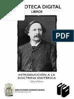 Edouard Schure - Introduccion a la doctrina esotérica.pdf