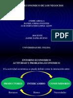 Entorno Economico Presen