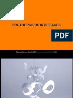 Prototipos de Interfaces