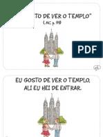 """Eu Gosto de Ver o Templo"" (MC, p.99)"