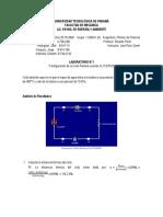 Laboratorio 1 - Ciclo Rankine
