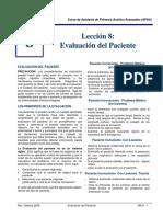 MR 8 Pgs.14 - Evaluación Del Paciente