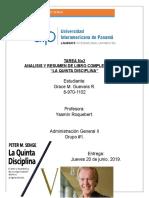 La Quinta Disciplina, Peter Senge.