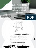 OLPC Gestion de Proyectos