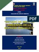 Trabajo N_ 01 - Estudio de Impacto Ambiental Jarumas II - Semana 2 - Metodologias en Identificacion y Valoracion de Los Impactos Ambientales