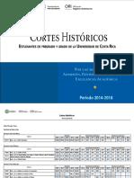 Cortes Históricos ucr 2019