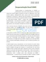 MSM Como Antiparasitário - Desintoxicação e Desparasitação - Brasil MMS 2 de 2