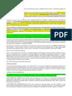 Resumen Leyes Complementarias Derecho de Petición