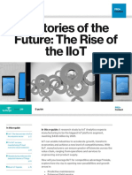 Factories of the Future - The Rise of IIoT