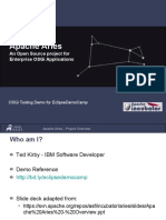 OSGi tooling for RTP Eclipse DemoCamp