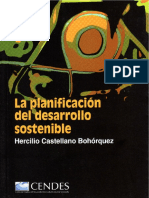 La Planificacion Del Desarrollo Sostenible
