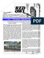 4th Quarter 2010 Barred Owl Newsletters Baton Rouge Audubon Society
