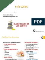 clasificaciòn de costos (Semana 1).pptx