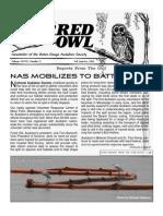 3rd Quarter 2010 Barred Owl Newsletters Baton Rouge Audubon Society