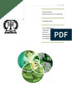 Application of Nanotechnology to Medicine