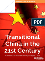 Traditional China in the 21st century