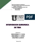 Caso Clinico Fractura Abierta de Tibia DEFINITIVO