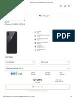 Apple iPhone XS MAX 512GB _ Tienda Claro Online