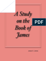 A Study on the Book of James by Jesse C. Jones