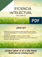 DEFICIENCIA INTELECTUAL.pptx presentacion.pptx