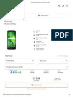 Motorola Moto G6 Play _ Tienda Claro Online