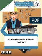 representacion de un circuito electrico