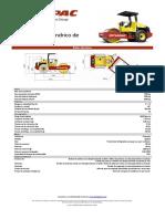 Dynapac CA150 (Spanish)