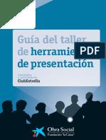 Guia Taller Herramientas Presentacion