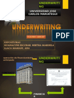 Trabajodederechopresentacion Pptxunderwriting 110721180048 Phpapp02