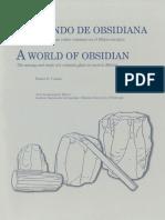 Yacimientos de obsidiana en mesoamerica