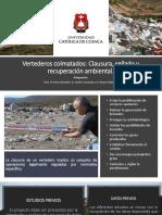 RESTAURACION ECOLOGICA-Vertederos colmatados- andres.pptx