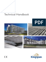 13181 Kingspan Structural KSP Multideck Technical Handbook LR 122018 en UK