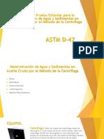 ASTM D-4007