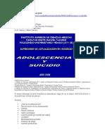 053_Adolescencia y Suicidio