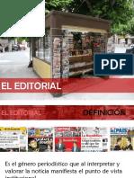El Editorial Periodistico