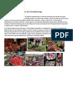 Economía de Chimal