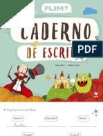 Plim - Portugues 2ano