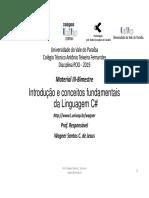 Introdução e Conceitos Fundamentais da Linguagem C#.pdf