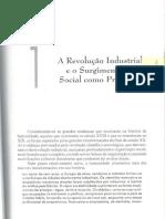 A Revolução Industrial e o Surgimento Do Social Como Problema