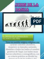 Evolucion de La Danza Diapositiva Ppt
