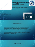 SISTEMA de DISTRIBUCION Factores Que Afectan El Planteamiento Del Sistema