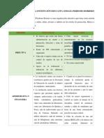 Análisis Interno de La Institución Educativa Ismael Perdomo Borrero