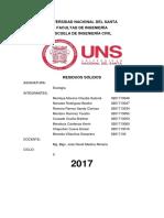 ECOLOGÍA-RESIDUOS-SÓLIDOS