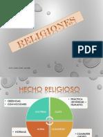 RESUMEN RELIGIONES