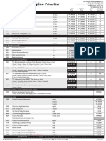 Phen Distributor Pricelist 0311