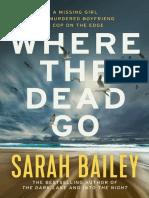 Where the Dead Go Chapter Sampler