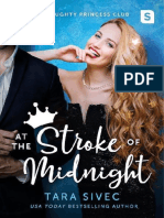 (Naughty Princess Club #1) - At the Stroke of Midnight