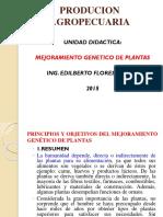 Mejoramiento Genetico de Plantas 1