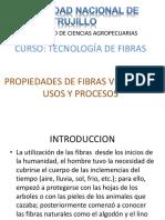FIBRAS VEGETALES